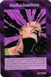 madness card nwo - Cartas illuminati significado de cada una
