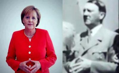 Angela Merkel: Hitler's Daughter