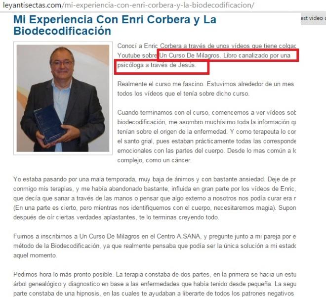 Image result for PABLO SALOM EXPERIENCIA ENRIC CORBERA